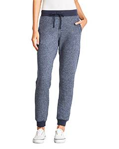 Next Level Ladies' Denim Fleece Jogger - Navy