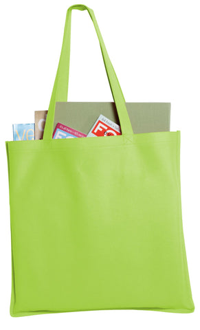 Port Authority ®  - Polypropylene Tote. B156 - Lime