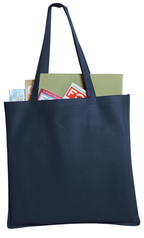 Port Authority ®  - Polypropylene Tote. B156 - Navy