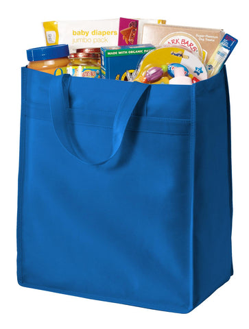 Port Authority ®  Standard Polypropylene Grocery Tote. B159 - Royal
