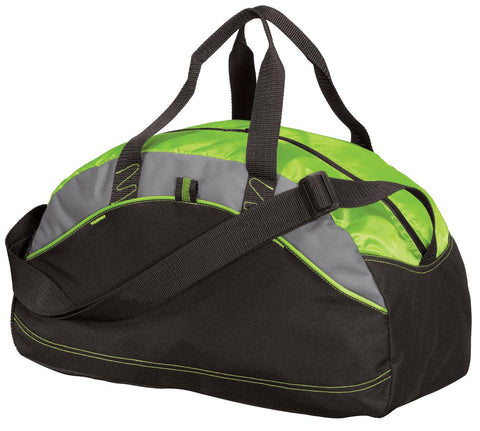 Port Authority ®  - Small Contrast Duffel. BG1060 - Lime