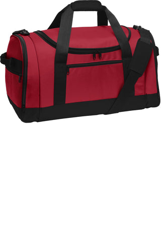 Port Authority ®  Voyager Sports Duffel. BG800 - Red