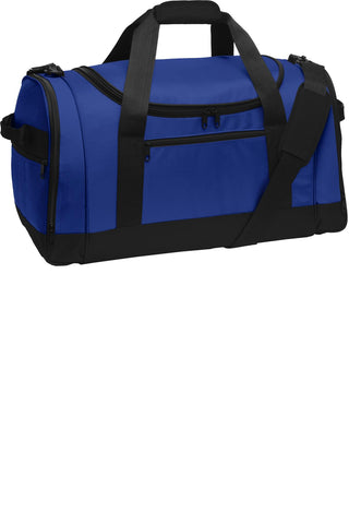 Port Authority ®  Voyager Sports Duffel. BG800 - Twilight Blue