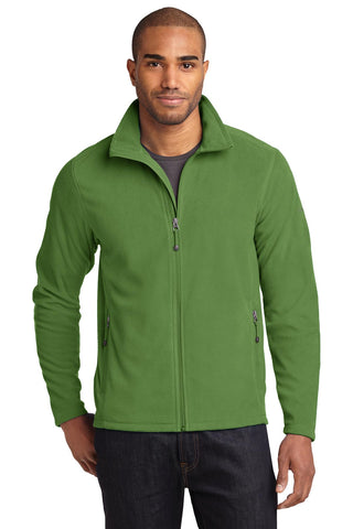 Eddie Bauer ®  Full-Zip Microfleece Jacket. EB224 - Irish Green