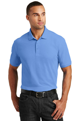 Port Authority ®  Core Classic Pique Polo. K100 - Carolina Blue