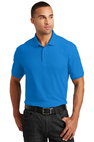 Port Authority ®  Core Classic Pique Polo. K100 - Coastal Blue