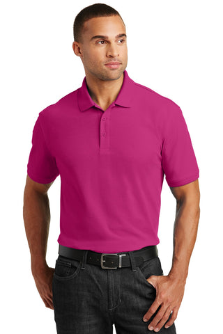Port Authority ®  Core Classic Pique Polo. K100 - Pink Azalea