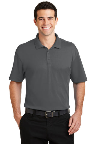 Port Authority ®  Silk Touch ™  Interlock Performance Polo. K5200 - Sterling Grey