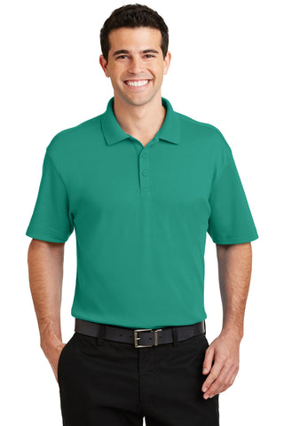 Port Authority ®  Silk Touch ™  Interlock Performance Polo. K5200 - Verdant Green