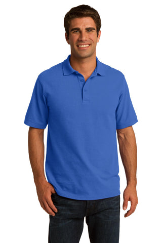 Port & Company ®  Core Blend Pique Polo. KP155 - Royal