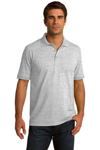 Port & Company ®  Core Blend Jersey Knit Polo. KP55 - Ash