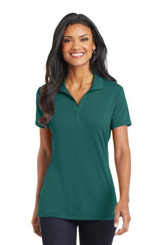 Port Authority ®  Ladies Cotton Touch ™  Performance Polo. L568 - Lush Green