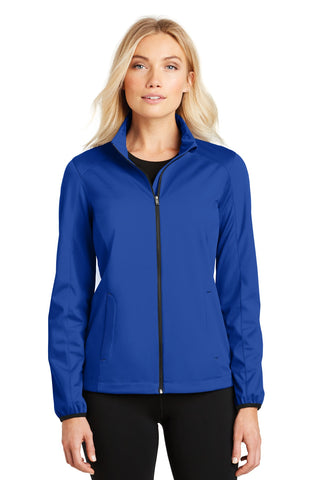 Port Authority ®  Ladies Active Soft Shell Jacket. L717 - True Royal