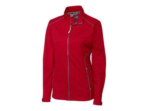 CB WeatherTec Opening Day Softshell - Cardinal Red