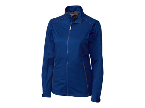 CB WeatherTec Opening Day Softshell - Tour Blue