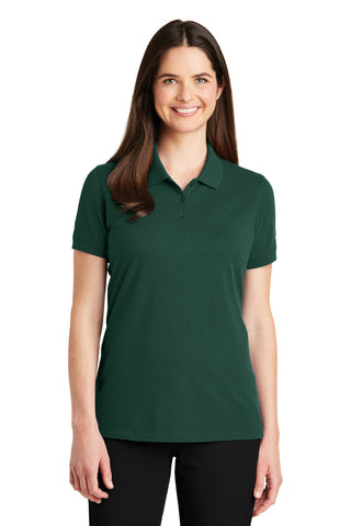 Port Authority ®  Ladies EZCotton ™  Polo. LK8000 - Green Glen