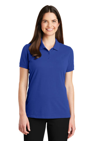 Port Authority ®  Ladies EZCotton ™  Polo. LK8000 - True Royal