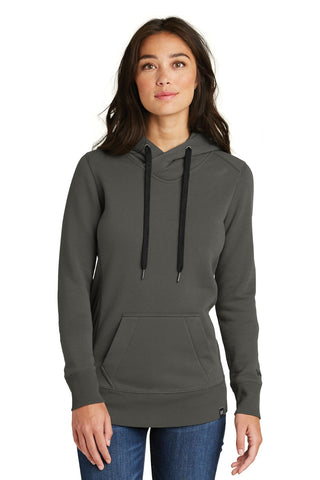 New Era  ®  Ladies French Terry Pullover Hoodie. LNEA500 - Graphite