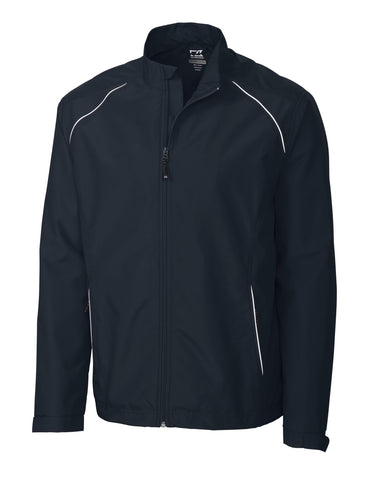 CB WeatherTec Beacon Full Zip Jacket - Navy Blue