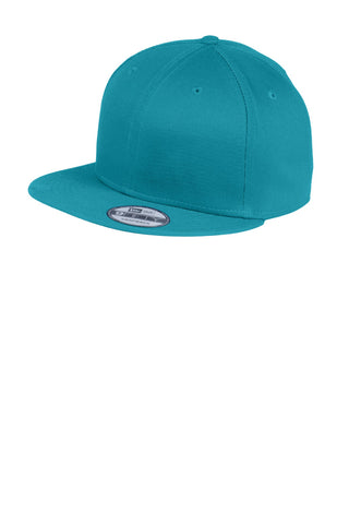 New Era ®  - Flat Bill Snapback Cap. NE400 - Shark Teal