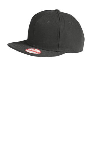 New Era ®  Original Fit Flat Bill Snapback Cap. NE402 - Black