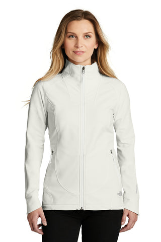 The North Face  ®  Ladies Tech Stretch Soft Shell Jacket. NF0A3LGW - TNF White