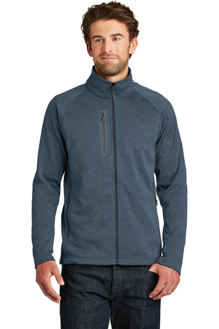 The North Face  ®  Canyon Flats Fleece Jacket. NF0A3LH9 - Urban Navy Heather