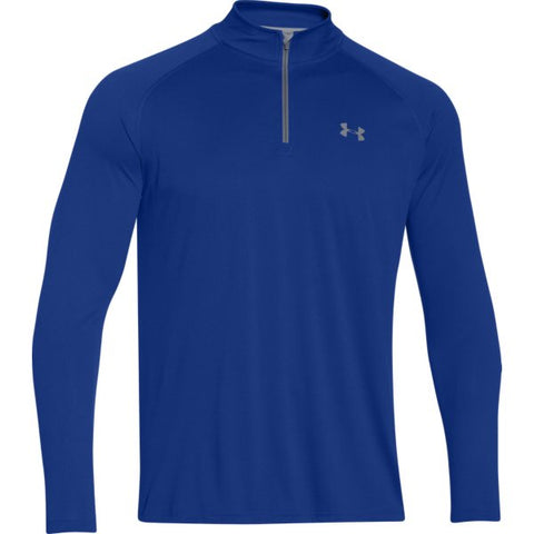 Men's UA Tech  Zip - Royal