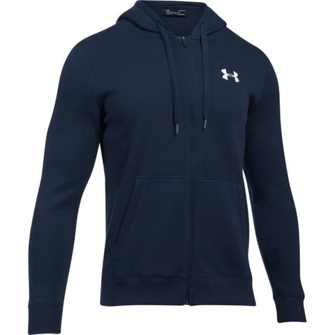 Rival Fitted Full Zip - Midnight Navy