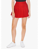 American Apparel Ladies' Tennis Skirt - American Beauty