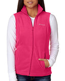 Columbia Ladies' Benton Springs� Vest - Bright Rose