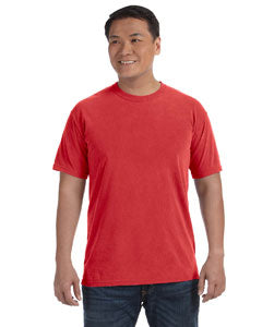 Comfort Colors Adult Heavyweight RS T-Shirt - Red