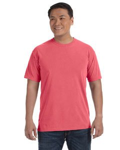 Comfort Colors Adult Heavyweight RS T-Shirt - Salmon