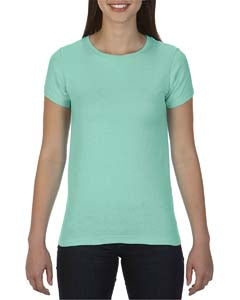 Comfort Colors Ladies' Midweight RS T-Shirt - Island Reef
