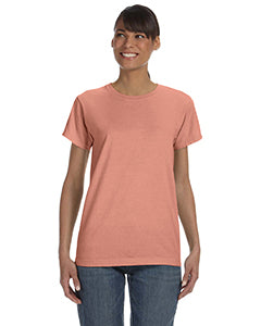 Comfort Colors Ladies' Midweight RS T-Shirt - Terracota