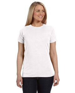Comfort Colors Ladies' Lightweight RS T-Shirt - White