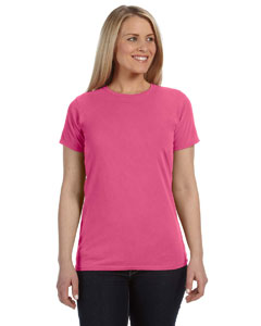 Comfort Colors Ladies' Lightweight RS T-Shirt - Raspberry