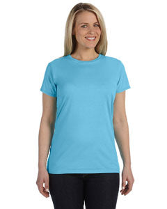 Comfort Colors Ladies' Lightweight RS T-Shirt - Lagoon Blue