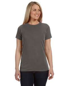 Comfort Colors Ladies' Lightweight RS T-Shirt - Pepper