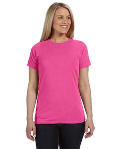 Comfort Colors Ladies' Lightweight RS T-Shirt - Peony
