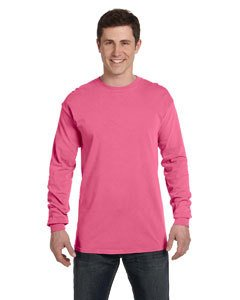 Comfort Colors Adult Heavyweight RS Long-Sleeve T-Shirt - Crunchberry