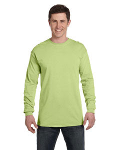Comfort Colors Adult Heavyweight RS Long-Sleeve T-Shirt - Celedon