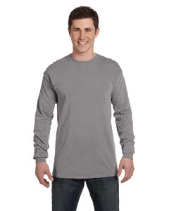 Comfort Colors Adult Heavyweight RS Long-Sleeve T-Shirt - Grey