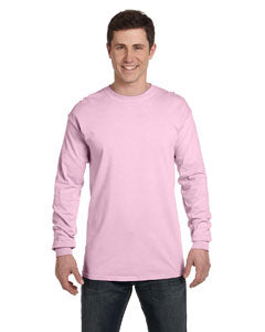 Comfort Colors Adult Heavyweight RS Long-Sleeve T-Shirt - Blossom
