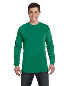 Comfort Colors Adult Heavyweight RS Long-Sleeve T-Shirt - Grass