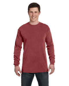 Comfort Colors Adult Heavyweight RS Long-Sleeve T-Shirt - Chili Pepper