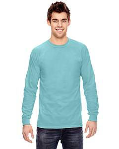 Comfort Colors Adult Heavyweight RS Long-Sleeve T-Shirt - Chalky Mint