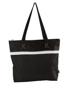 Gemline Muse Convention Tote - Black