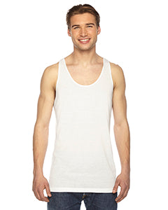American Apparel Unisex Sublimation Tank - White