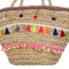 Finja – Panier de plage –  Kamoa collection
